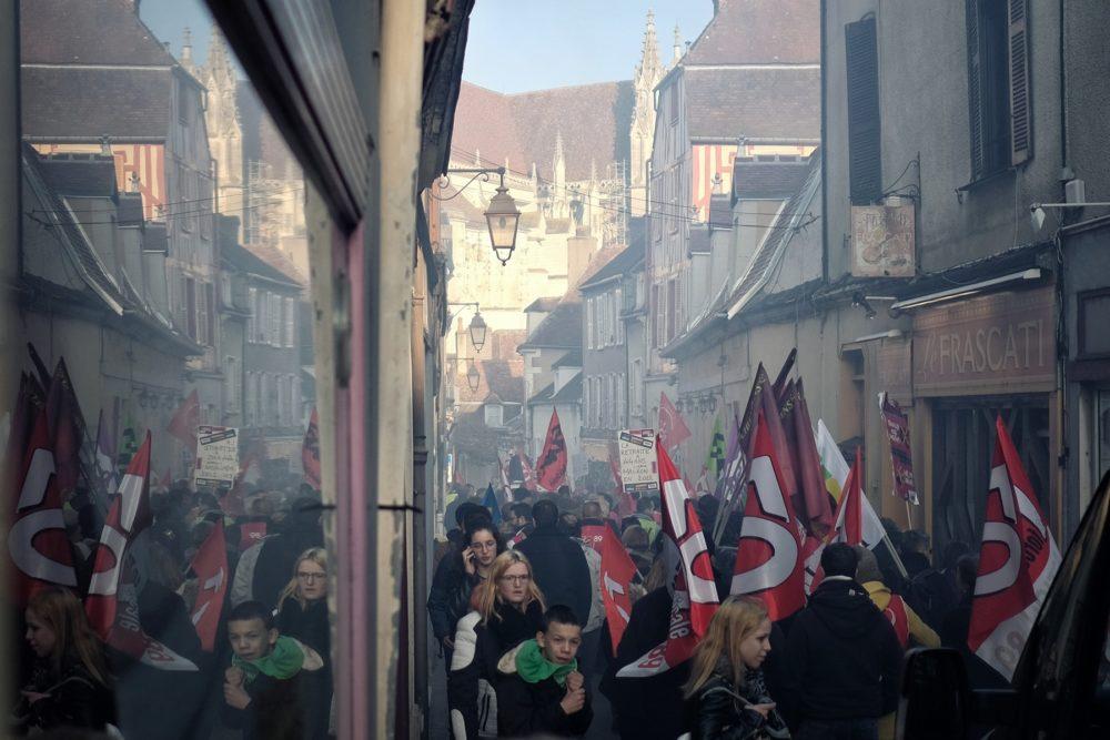 Grève et manifestations jeudi 6 février