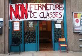 Mobilisation contre le projet de carte scolaire – rassemblement mercredi 3 mars